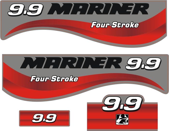 mariner 9.9 Hp Motor