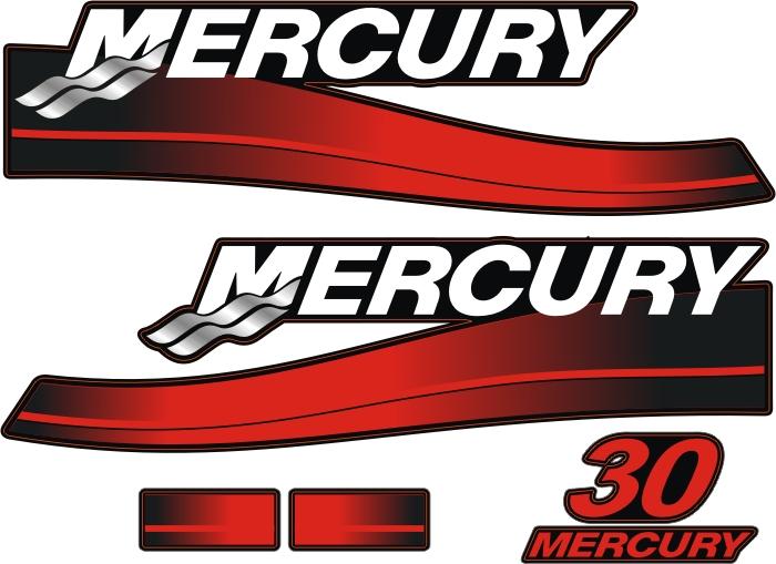 mercury 30 Hp eski tip