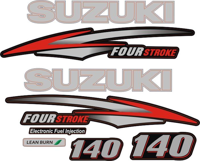 suzuki 4stroke 140 HP