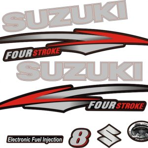 suzuki 4stroke 8 Hp