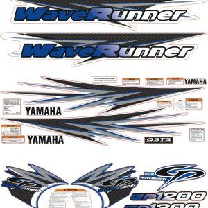 waverunner gp1200 mavi
