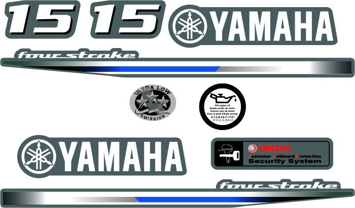 yamaha 2014 15 HP
