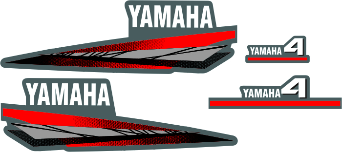 yamaha 2stroke 4 HP