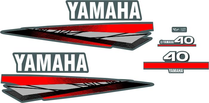 yamaha 2stroke 40 HP