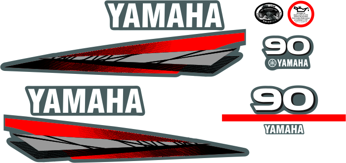yamaha 2stroke 90 HP