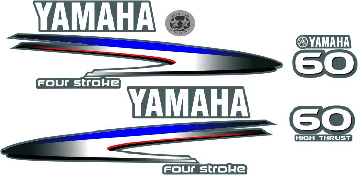 yamaha 4stroke 60 Hp